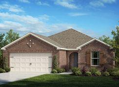 Plan 1813 - Copper Creek Estates: Fort Worth, Texas - KB Home