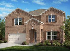 Plan 2803 - Copper Creek Estates: Fort Worth, Texas - KB Home