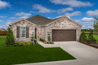 Plan 1813 Modeled - Creeks of Legacy: Prosper, Texas - KB Home