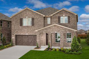 Plan 2803 Modeled - Creeks of Legacy: Prosper, Texas - KB Home