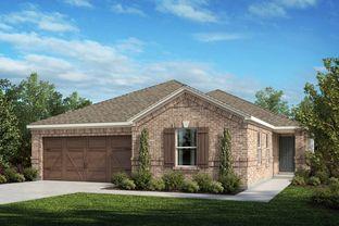 Plan 2085 - Creeks of Legacy: Prosper, Texas - KB Home