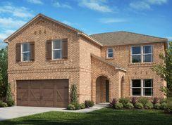 Plan 2535 - Creeks of Legacy: Prosper, Texas - KB Home