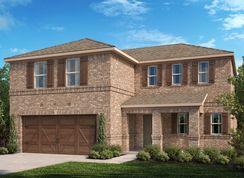 Plan 2547 - Creeks of Legacy: Prosper, Texas - KB Home