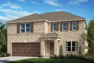 Plan 3420 - Creeks of Legacy: Prosper, Texas - KB Home