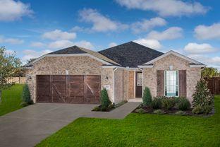 Plan 1813 Modeled - St. Andrews Park: Allen, Texas - KB Home