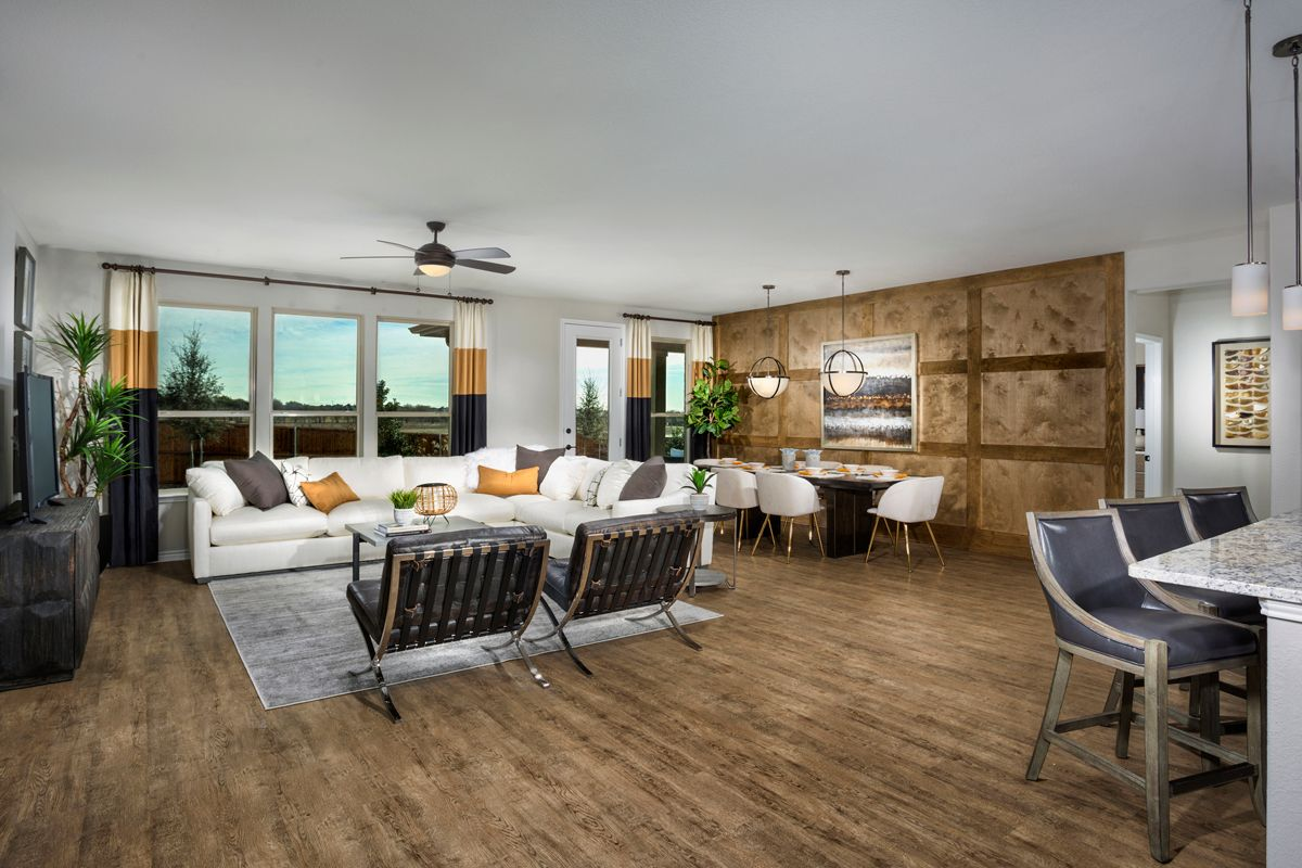 'Copper Creek Estates' by KB Home - DFW in Fort Worth