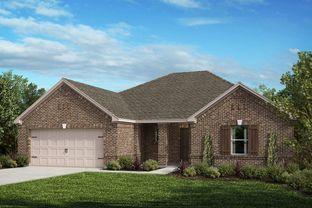 Plan 2321 - Copper Creek Estates: Fort Worth, Texas - KB Home