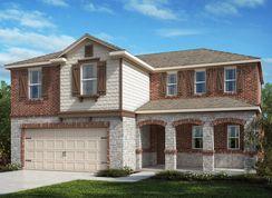Plan 2547 - Copper Creek Estates: Fort Worth, Texas - KB Home