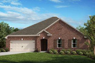 Plan 2586 - Copper Creek Estates: Fort Worth, Texas - KB Home
