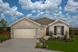 Plan 1813 Modeled - Copper Creek: Fort Worth, Texas - KB Home