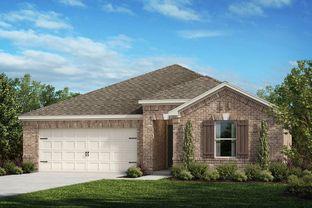 Plan 1373 - Copper Creek: Fort Worth, Texas - KB Home