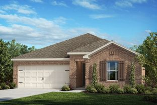 Plan 1484 - Copper Creek: Fort Worth, Texas - KB Home