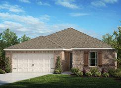 Plan 1709 - Copper Creek: Fort Worth, Texas - KB Home