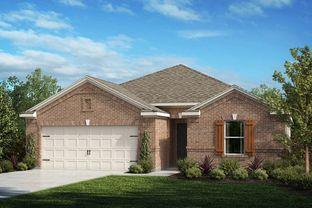 Plan 2141 - Copper Creek: Fort Worth, Texas - KB Home