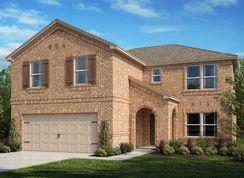 Plan 2535 - Copper Creek: Fort Worth, Texas - KB Home
