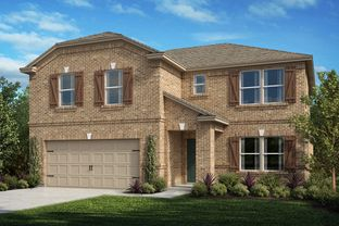 Plan 2981 - Copper Creek: Fort Worth, Texas - KB Home