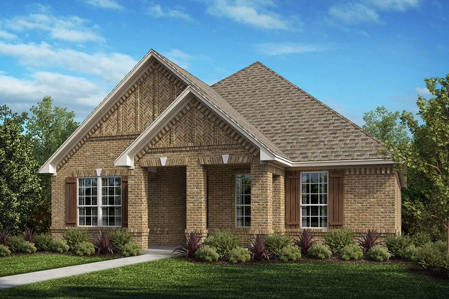 9823 Gristmill Ln (Plan 1833 Modeled)