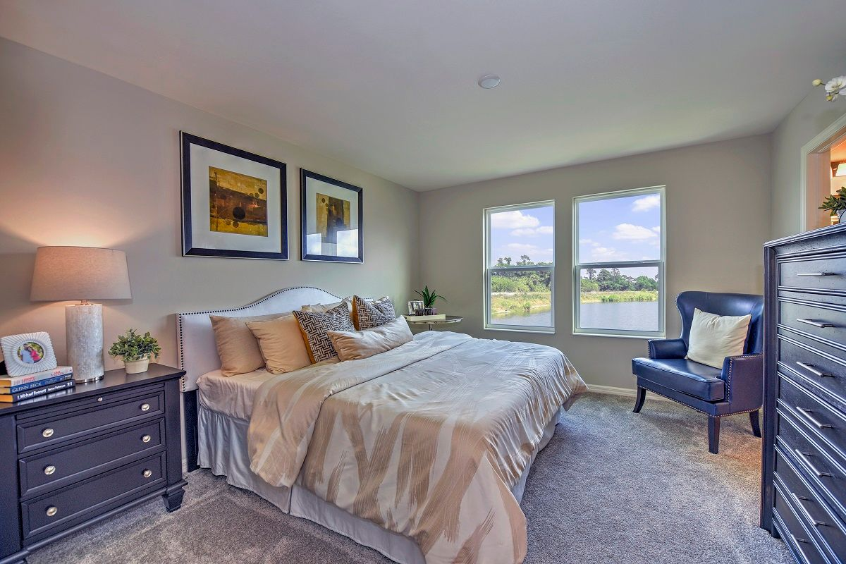 Bedroom featured in the Plan 1286 Modeled By KB Home in Fort Myers, FL