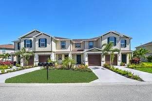 Plan 1286 Modeled - Bayshore Commons: North Fort Myers, Florida - KB Home