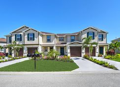 Plan 1502 Modeled - Bayshore Commons: North Fort Myers, Florida - KB Home