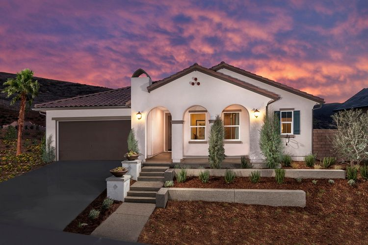 Exterior featured in the Residence 2414 Modeled By KB Home in Ventura, CA