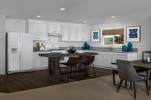 Kitchen-in-Residence One Modeled-at-Dorado Skies II-in-Lancaster