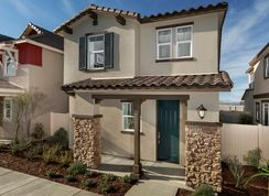 Plan 1579 Modeled - Bluma at Vista Canyon: Santa Clarita, California - KB Home