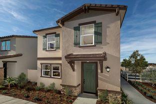 Plan 1401 Modeled - Bluma at Vista Canyon: Santa Clarita, California - KB Home