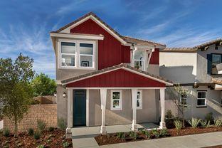 Plan 1690 Modeled - Bluma at Vista Canyon: Santa Clarita, California - KB Home
