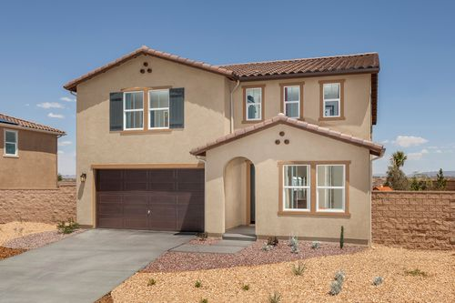 Falcon Ridge By Kb Home In Riverside San Bernardino California