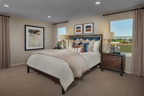 Bedroom-in-Residence 2537 Modeled-at-Falcon Ridge-in-Victorville