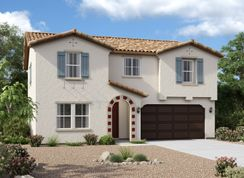 Residence 2537 Modeled - The Meadows: Redlands, California - KB Home