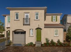 Residence Two Modeled - The Courts at El Paseo: Fontana, California - KB Home
