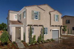 Residence Three Modeled - The Courts at El Paseo: Fontana, California - KB Home