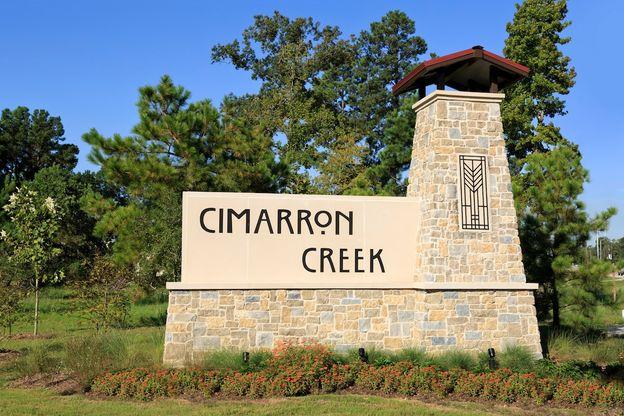 Cimarron Creek Preserve,77354