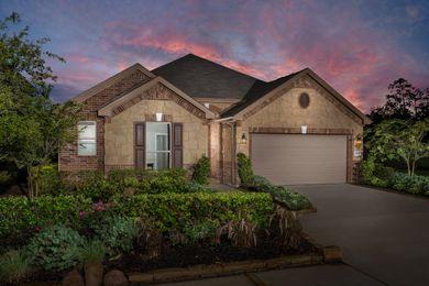 Plan 2314 Modeled Rivergrove Kingwood Texas Kb Home