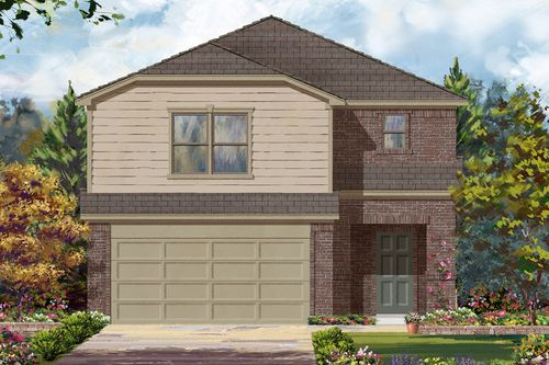 15 Kb Home Communities In 77084 Newhomesource