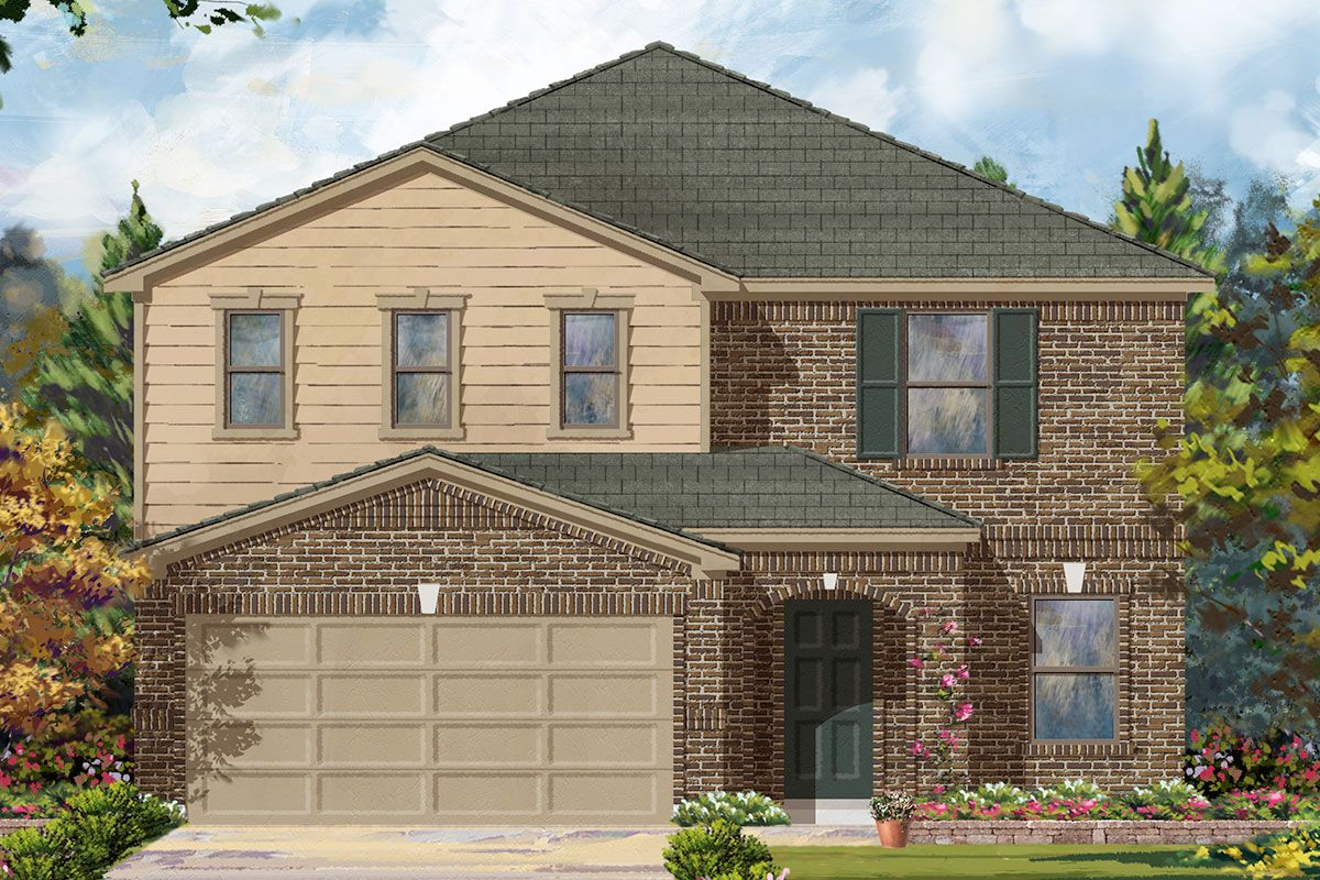 Westview Landing By KB Home In Houston Texas