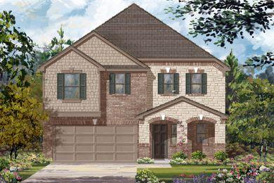 Plan 2004 Rivergrove Kingwood Texas Kb Home