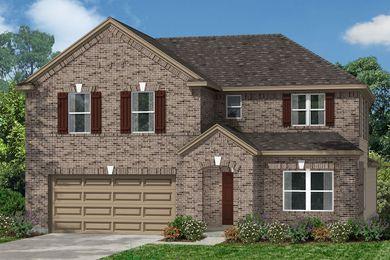 Plan 2715 Rivergrove Kingwood Texas Kb Home