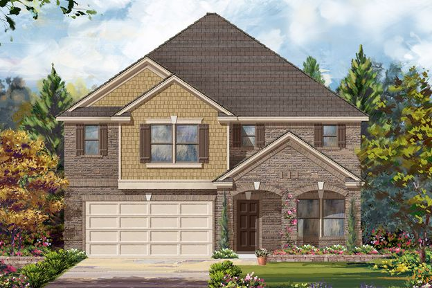 Plan 2539 Plan Richmond Texas 77406 Plan 2539 Plan At