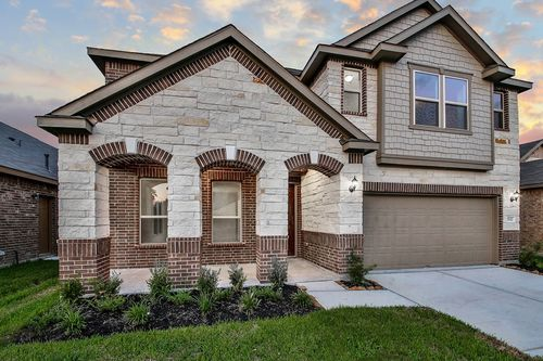 Rivergrove By Kb Home In Houston Texas
