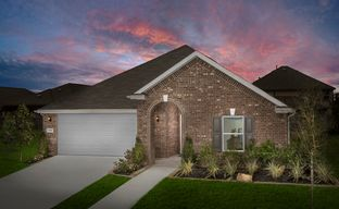 Lakewood Pines Preserve by KB Home in Houston Texas