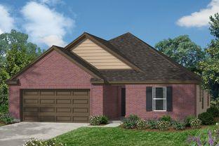 Plan 1675 - Katy Manor Preserve: Katy, Texas - KB Home