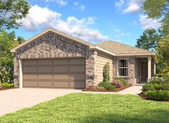 Plan 1360 - Willow Wood Place: Tomball, Texas - KB Home