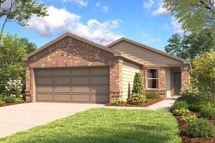 Plan 1360 - Summer Trace: Houston, Texas - KB Home