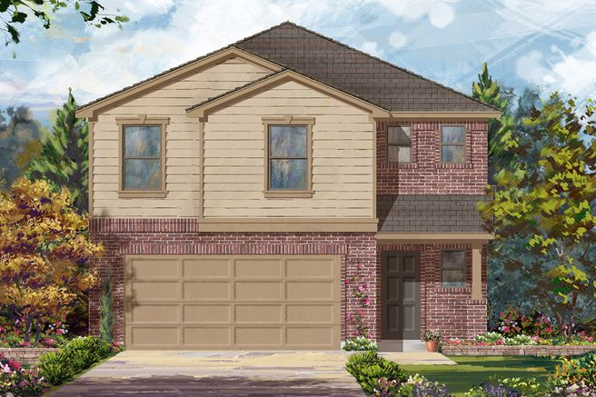 5306 Pax Hill Ct (Plan 1864 Modeled)