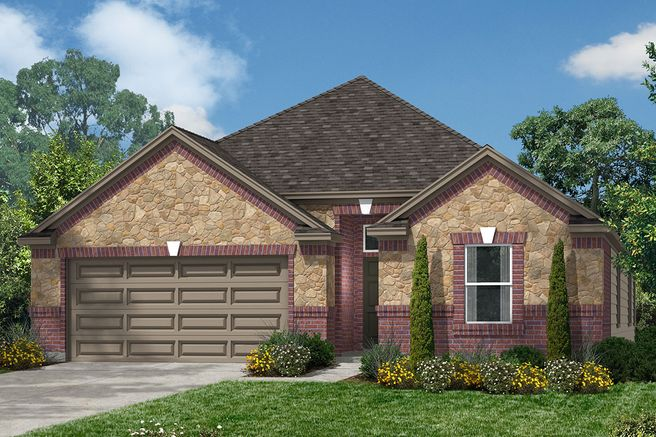 8760 Ute Creek Ln (Plan 2130 Modeled)