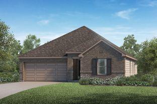 Plan 1491 - Bryan Crossing: Rosenberg, Texas - KB Home