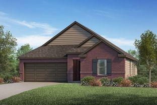 Plan 1491 - Katy Manor Preserve: Katy, Texas - KB Home